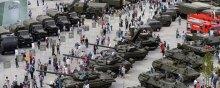 - نمایشگاه تسلیحاتی لندن و مدعوینی از دولتهای حاضر در فهرست حقوق بشر انگلستان!