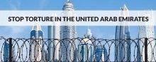 قطعنامهای دیگر در محکومیت امارات متحده عربی برای نقض شدید حقوق بشر - امارات